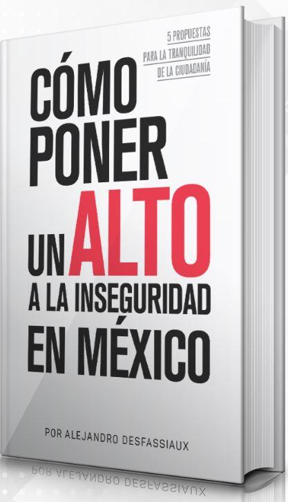 Cómo poner un Alto a la Inseguridad en México